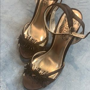 Unlisted by Kenneth Cole black heals
